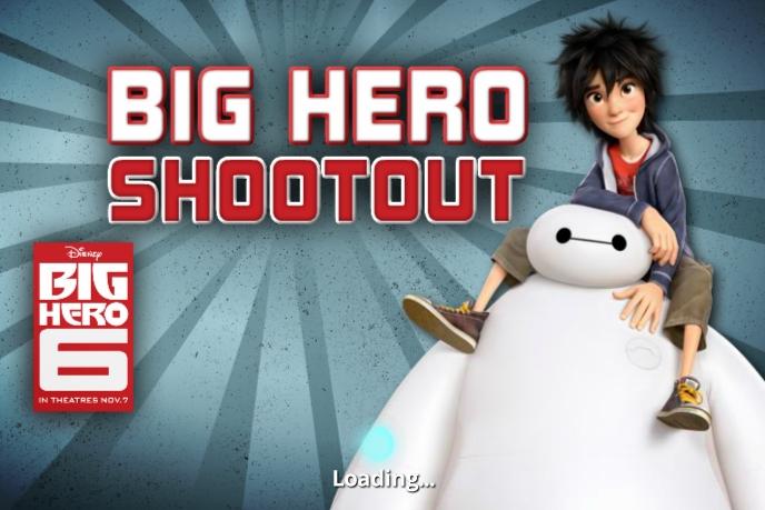 Big hero 6 big hero shootout game big hero 6 photo 37115693