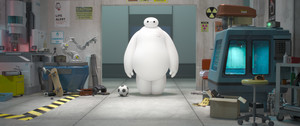 Big Hero 6 New Fotos