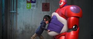 Big Hero 6 Teaser Trailer Screencap - Hiro Hamada