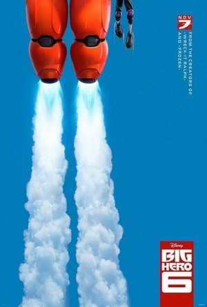 Big Hero 6 Teaser