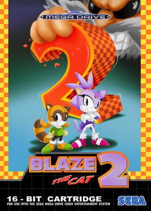 Blaze the Cat 2