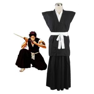 Bleach Shūhei Hisagi cosplay costume