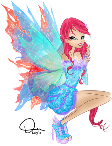 The Winx Club images Bloom Mythix (Couture) wallpaper and ...