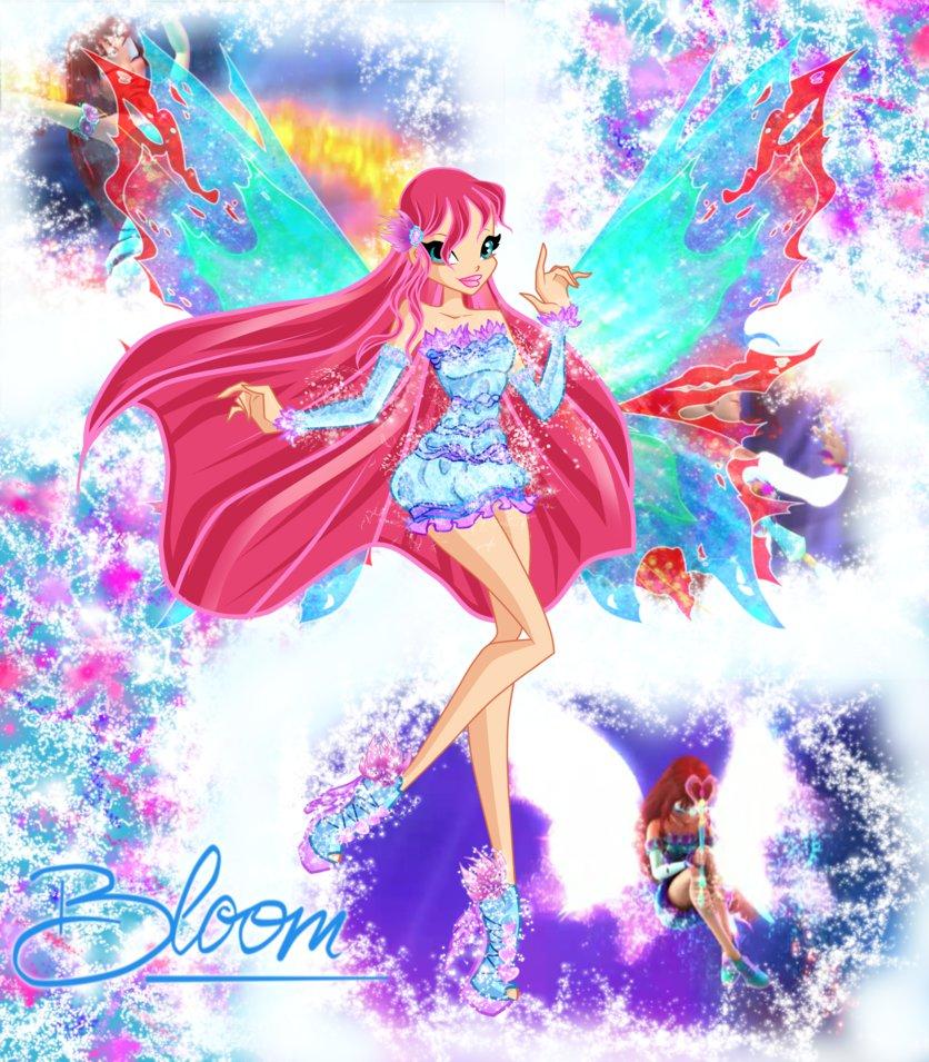 Bloom Mythix - The Winx Club Fan Art (37139322) - Fanpop