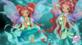 Bloomix Wallpaper (Layla) - the-winx-club fan art