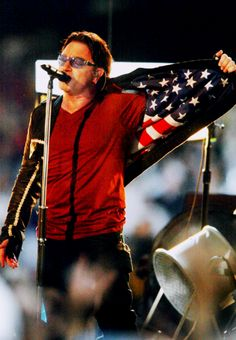 Bono (Elevation tour)