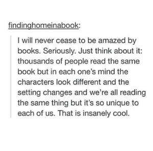 Books are amazing!★