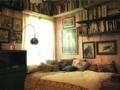 Bookworm Bedroom
