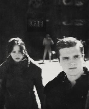 Both of Us | Katniss and Peeta