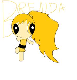 Brenda, leader of the RuffStuff Girls
