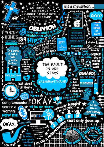 the fault in our stars images brilliant quotes wallpaper