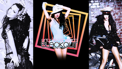 Britney Spears wallpaper possibly with a sign titled Britney Spears Blackout