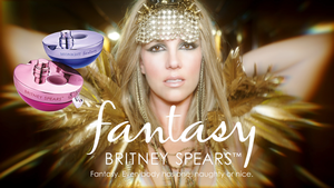 Britney Spears Fantasy Twist