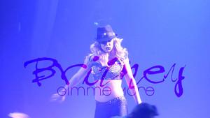 Britney Spears Gimme Mehr (Piece of Me Las Vegas)