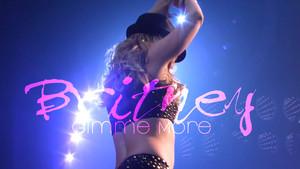 Britney Spears Gimme thêm (Piece of Me Las Vegas)
