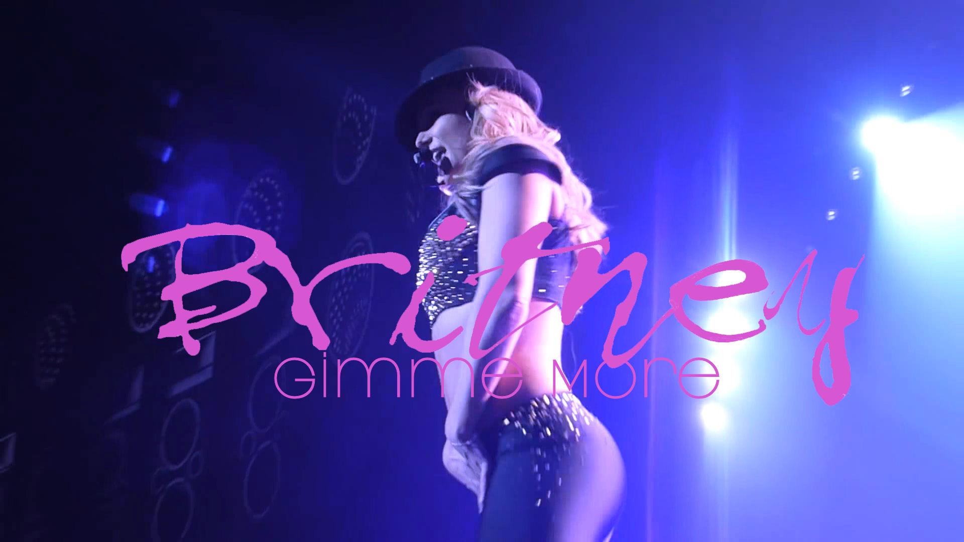 Britney Spears Vegas Britney Spears Gimme More