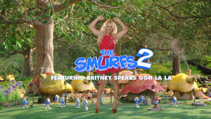 Britney Spears Ooh La La (Smurfs 2)