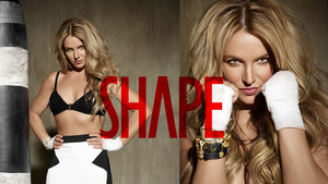 Britney Spears SHAPE