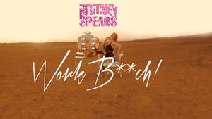 Britney Spears Work B**ch ! Censored