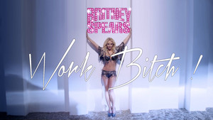 Britney Spears Work jalang, perempuan jalang ! World Premiere