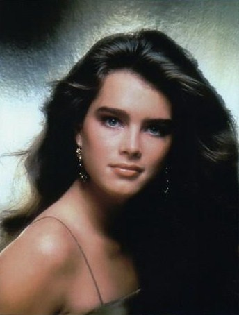 Brooke Shields wallpaper with a portrait and skin titled Brooke Shields