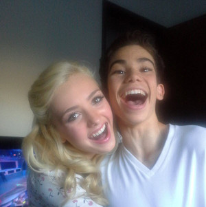 Cameron Boyce and Peyton 列表