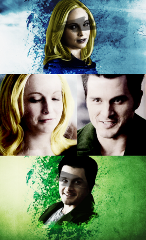 Caroline and Enzo