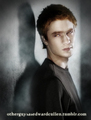 Chad for Edward Cullen - one-tree-hill fan art