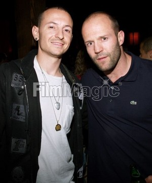 Chester with Jason