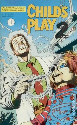 Child's Play 2 issue 1