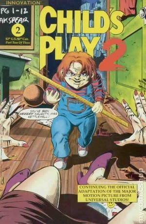 Child's Play 2 issue 2