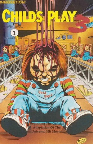 Child's Play 3 Issue 1