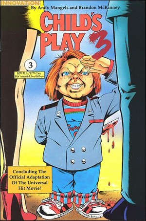 Child's Play 3 Issue 3