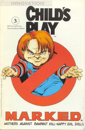 Child's Play Issue 3