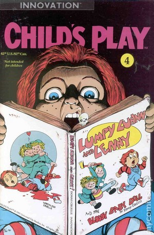 Child's Play issue 4