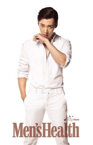 Choi Jin Hyuk Covers Men's Health's June 2014 Issue