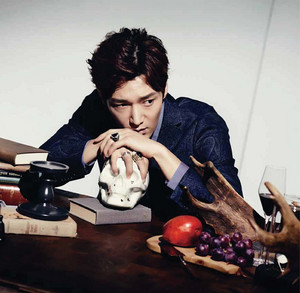 Choi Jin Hyuk for 'ELLE Korea'