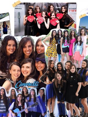 Cimorelli girls