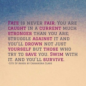 City of Ashes quotes