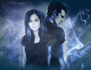 Clara & Eleventh Doctor