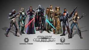 Classes of SWTOR