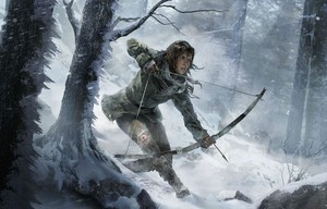 Concept Art: Rise of the Tomb Raider