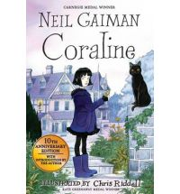 Coraline Neil Gaiman book
