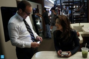 Coulson - Behind The Scenes