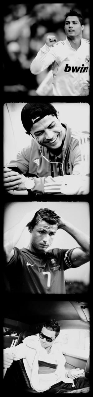 Cristiano Ronaldo Collage