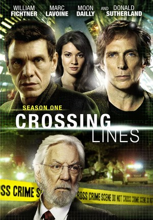 Crossing Lines Season 1 DVD - US