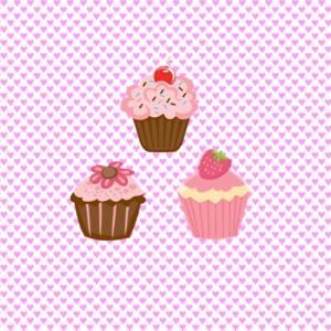 cupcake Clipart