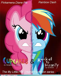Cupcakes Vs. Rocket To Insanity