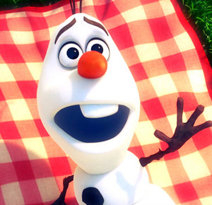 Cute Olaf!
