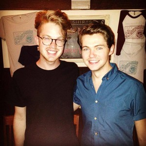 DAMERON reunited in Nashville